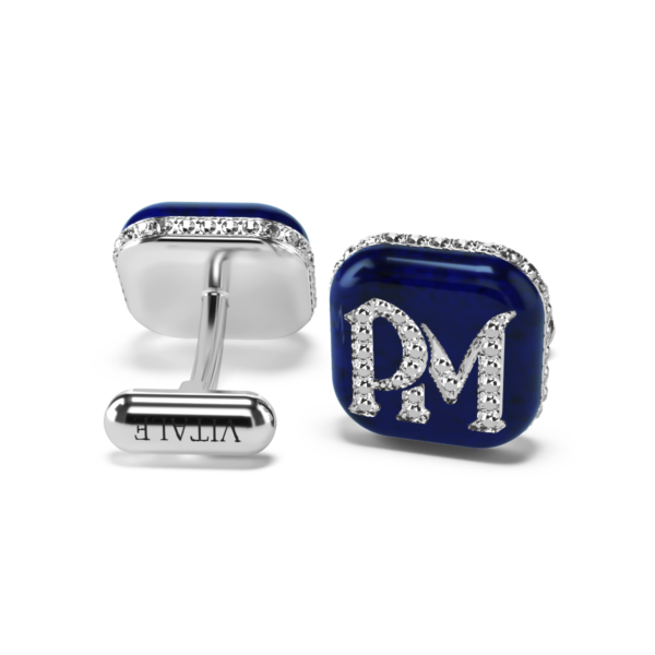 Create your personalized cufflinks